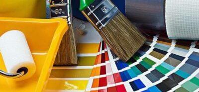 7 ابزار نقاشی ساختمان